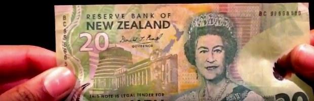 Nov� Z�land u� prejedn�va pl�n, ako rozda� �u�om zadarmo peniaze