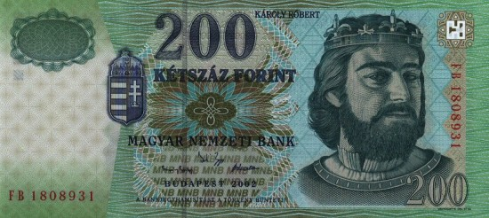 forint kurz