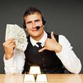 Zlato na 10 000 dolároch za uncu: Žiadny sen, možno už čoskoro skutočnosť