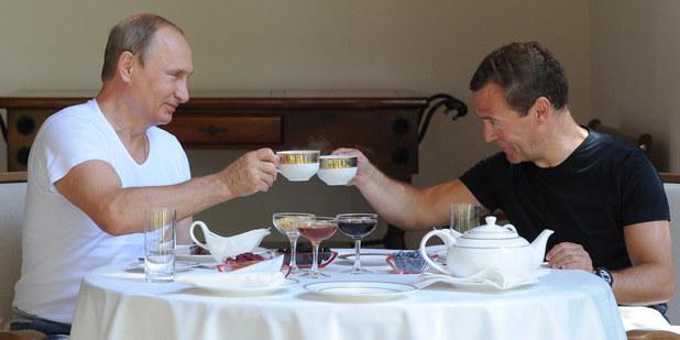 Čo je tvoje je aj moje: Putin ako najbohatší človek na svete