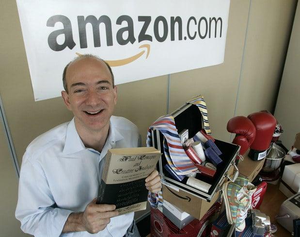 Príbeh šéfa Amazonu: Perličky zo života druhého najbohatšieho človeka na svete