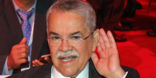 Saudskoarabský minister ropného priemyslu Ali Al-Naimi