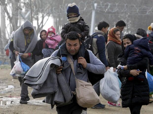 Nekontrolovate�n� pr�liv migrantov: Eur�pania v 18. a 19. storo�� os�d�ovali svet, teraz svet os�d�uje Eur�pu