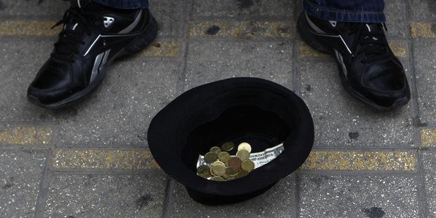 Priemern� mzda na Slovensku je 3,4 kr�t ni��ia ako priemer E�